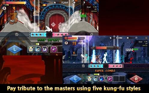 One Finger Death Punch Screenshot
