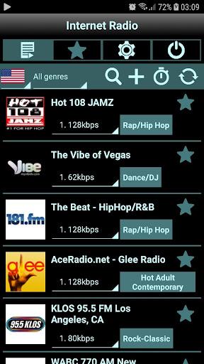 Radio Online 7.8 Screenshots 1