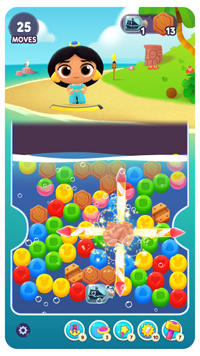 Disney Getaway Blast: Pop & Blast Disney Puzzles 1.7.10a Screenshots 6