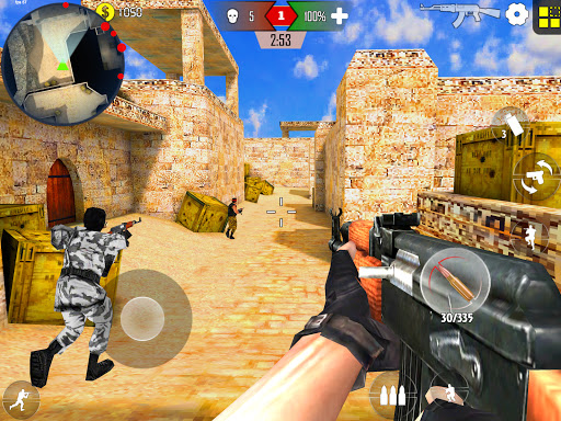 Pixel Gun Strike: CS Shooting Wars 8.4 screenshots 7