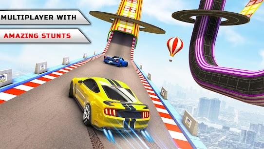 Superhero Car Stunts Car Games 5