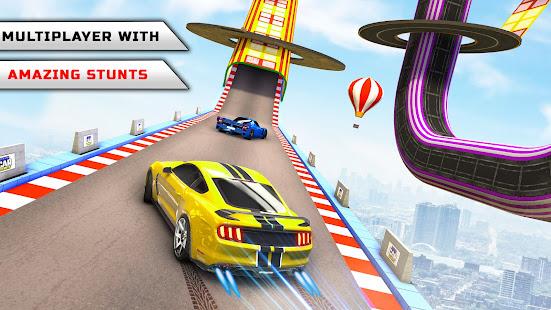 Superhero Car Stunts Car Games 2.4 Screenshots 5