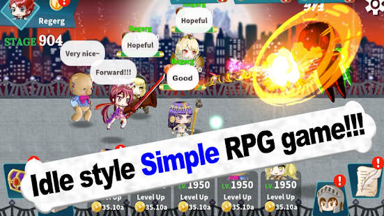 Hack Game REWORLD : Idle RPG apk free