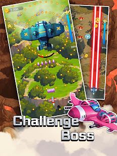 Idle Planes - Enjoy the exciting of merge game