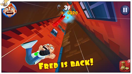 Super Falling Fred MOD Apk 1.1.0 (Unlocked) 1