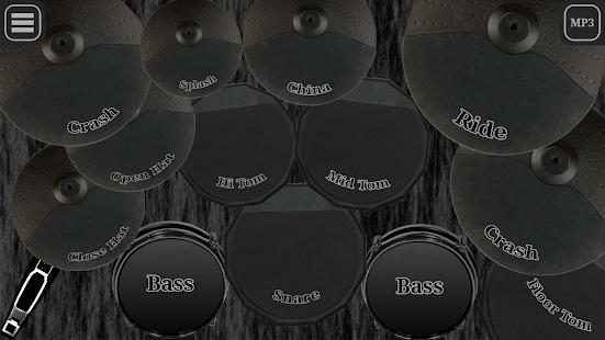 Drum kit (Drums) free 2.1 APK screenshots 7