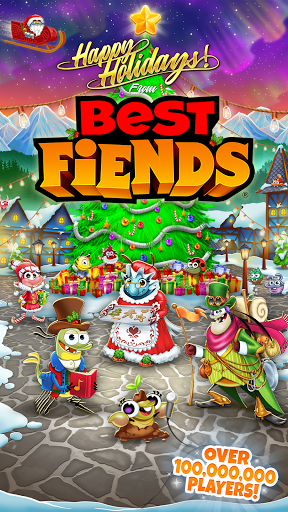 Best Fiends - Free Puzzle Game apkpoly screenshots 8