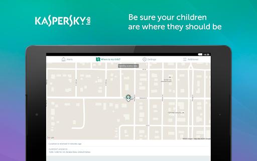 Parental Control & Kids GPS: Kaspersky SafeKids  screenshots 8