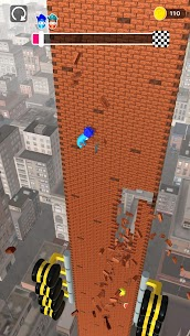 Bricky Fall MOD APK 2.4 (Unlocked) 9