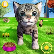 Pet Cat Simulator Family Game Home Adventure