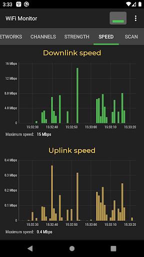 WiFi Monitor: analyzer of WiFi networks modavailable screenshots 5