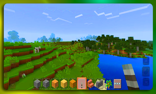 New Mini Craft Block Craft 3D Building Game 11.1 screenshots 1