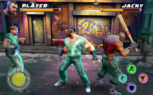 Kung Fu Commando 2020 : New Fighting Games 2020 4.6 screenshots 13
