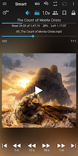 Smart AudioBook Player Screenshot