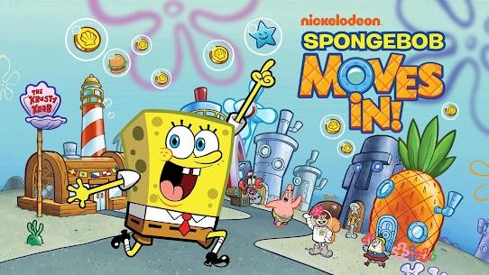 SpongeBob Moves In Mod APK 1.0 Download (Unlimited Money) 5