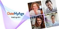 DateMyAge™: Chat, Meet, Date Mature Singles Onlineのおすすめ画像1
