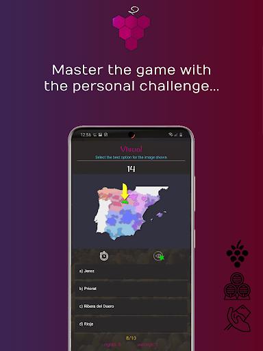 WineQ - Wine Trivia Game  screenshots 3