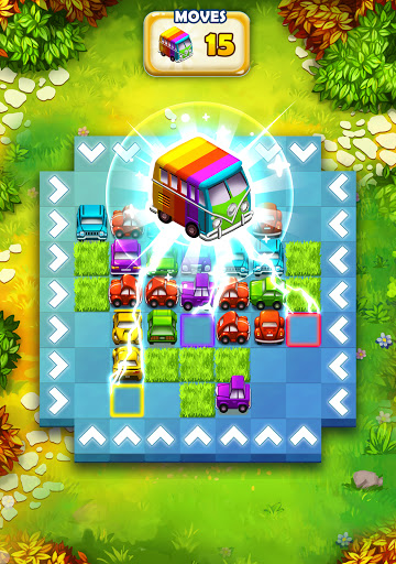 Traffic Puzzle - Match 3 & Car Puzzle Game 2021 android2mod screenshots 12