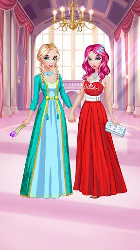 Icy Dress Up - Girls Games  screenshots 6