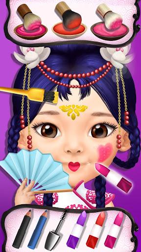 Pretty Little Princess - Dress Up, Hair & Makeup  screenshots 5