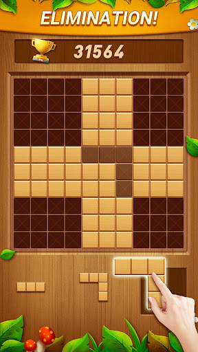 Wood Block Puzzle - Free Classic Block Puzzle Game 1.13.0 screenshots 4