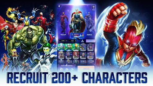 MARVEL Puzzle Quest: Join the Super Hero Battle! 227.570975 screenshots 1