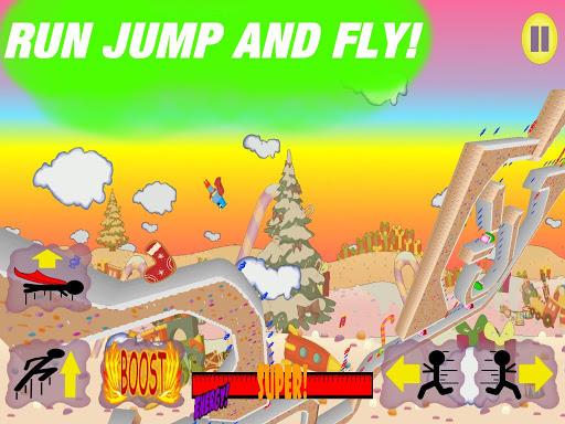 Doode Loop - Supersonic speed parcour summer surf  screenshots 5
