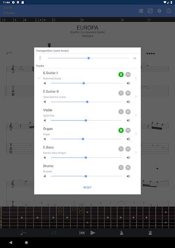Guitar Pro  screenshots 12