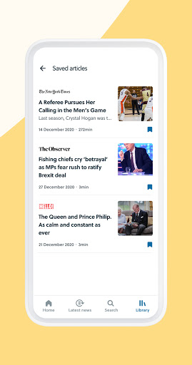 CAFEYN u2013 Online magazine subscriptions 4.10.2 Screenshots 7