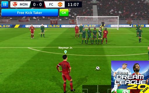 Dream hints league 2020 - soccer guide 1.0 Screenshots 1