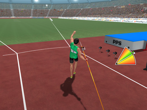 Athletics Mania: Track & Field Summer Sports Game Apkfinish screenshots 9