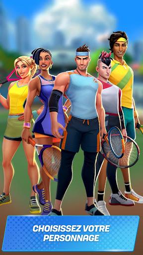 Tennis Clash: 3D Sports - Jeux Gratuits APK MOD (Astuce) screenshots 4