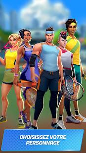 Tennis Clash: 3D Sports - Jeux Gratuits screenshots apk mod 4