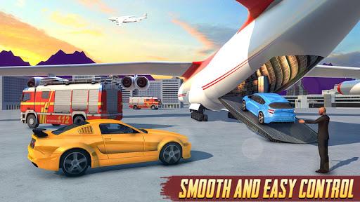 Airplane Car Transport Driver: Airplane Games 2020 screenshots 6