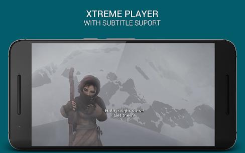 XtremePlayer HD Media Player Pro MOD APK 3