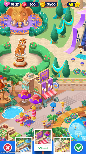 Disney POP TOWN android2mod screenshots 24