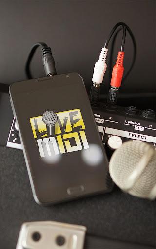 Karaoke Live MIDI Player DEMO ss1