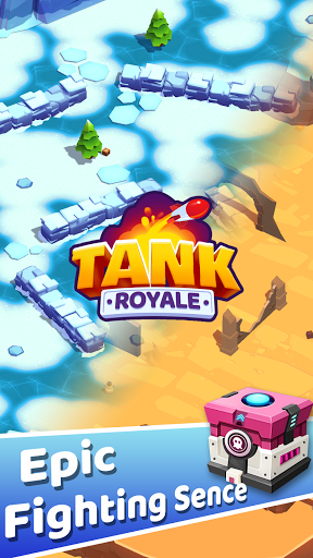 Tank Royale-Online IO howling Tank battle game screenshots 5