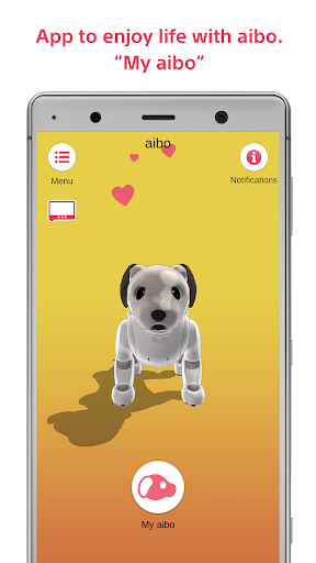 My aibo 3.0.0 screenshots 1
