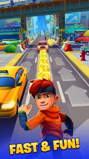 MetroLand - Endless Arcade Runner  screenshots 9