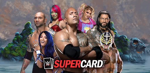 WWE SuperCard - Battle Cards .APK Preview 0
