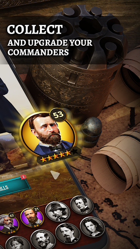 War and Peace: The #1 Civil War Strategy Game screenshots 8