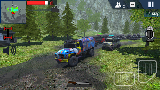 Offroad Simulator Online: 8x8 & 4x4 off road rally 2.5.3 screenshots 6
