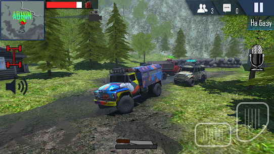 Offroad Simulator Online: 8×8 & 4×4 off road rally 6