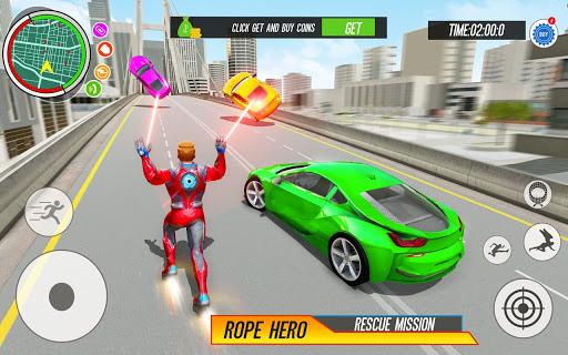 Spider Rope Hero: Vice Town  screenshots 2