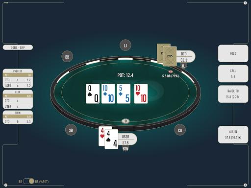 DTO Poker - Your GTO MTT Poker Trainer screenshots 15