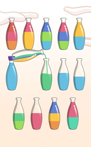 Liquid Sort Puzzle: Water Sort - Color Sort Game  screenshots 11