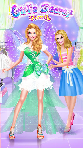 ud83dudc67ud83dudc84Girl's Secret - Princess Salon apktram screenshots 13
