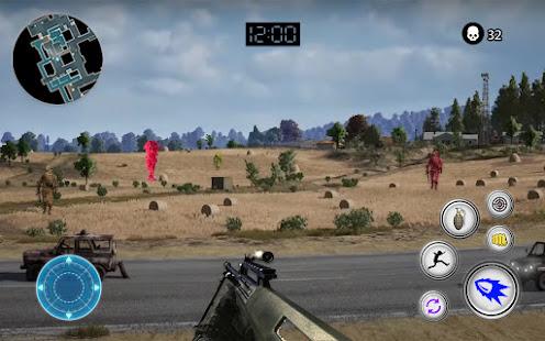 Offline Player Squad Fire Gun screenshots 2