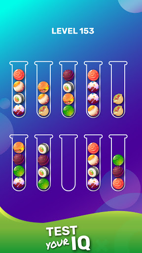 Ball Sort Puzzle - Brain Game Apkfinish screenshots 10